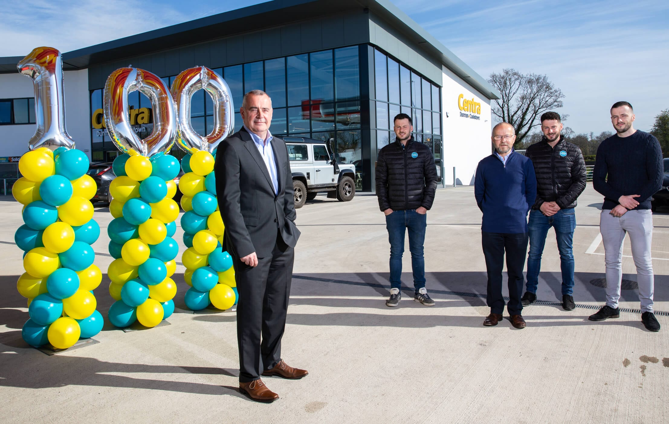 Centra 100th Store in Northern Ireland